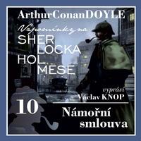 Vzpomínky na Sherlocka Holmese 10 - Námořní smlouva