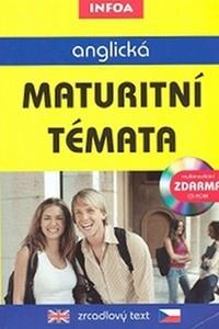 Anglická maturitní témata + CD-ROM