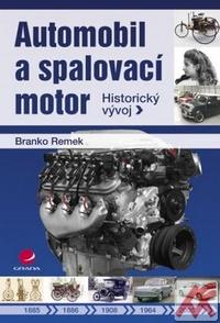 Automobil a spalovací motor. Historický vývoj