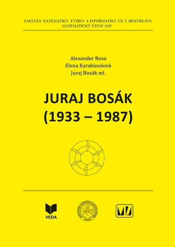 Juraj Bosák (1933-1987)
