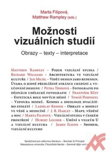 Možnosti vizuálních studií. Obrazy - texty - interpretace