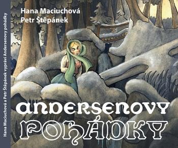 Andersenovy pohádky - 2CD (audiokniha)