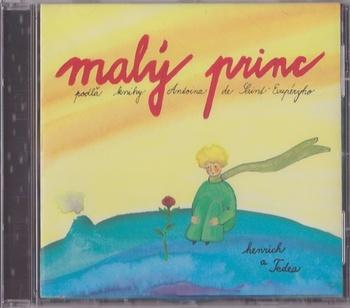 Malý princ - CD (audiokniha)