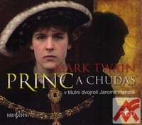Princ a chuďas - 2 CD (audiokniha)