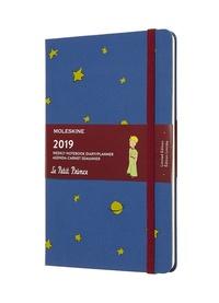 Malý princ plánovací zápisník Moleskine 2019 L