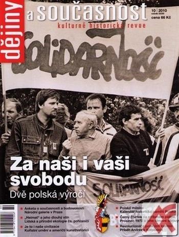 Dějiny a současnost 10/2010