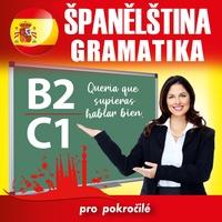 Španělská gramatika B2, C1