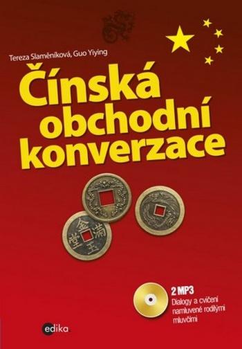 Čínská obchodní konverzace + MP3 CD