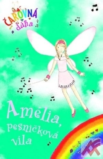 Amélia, pesničková víla - Čarovná dúha