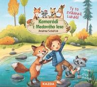 Kamarádi z Medového lesa 4 - CD (audiokniha)