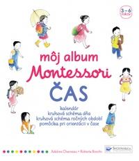 Môj album Montessori - Čas