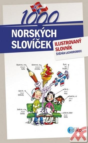 1000 norských slovíček. Ilustrovaný slovník