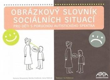 Obrázkový slovník sociálních situací pro děti s poruchou autistického spektra