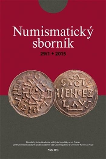 Numismatický sborník 29/1 2015