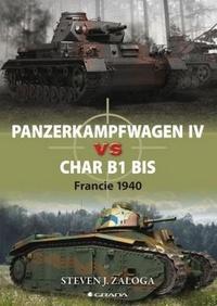 Panzerkampfwagen IV vs Char B1 bis