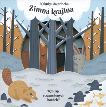 Zimná krajina - Nakukni do príbehu