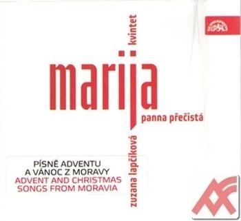 Marija panna přečistá - CD