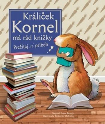Králiček Kornel má rád knižky