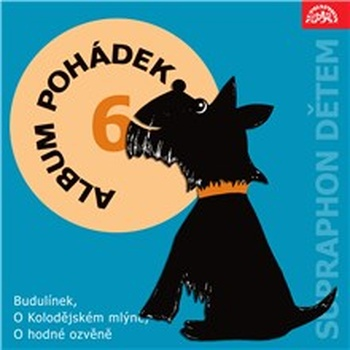 "Album pohádek ""Supraphon dětem"" 6."