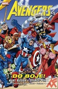 Avengers. Do boje!