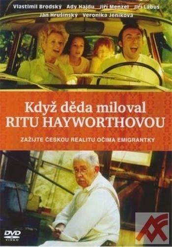 Když děda miloval Ritu Hayworthovou - DVD