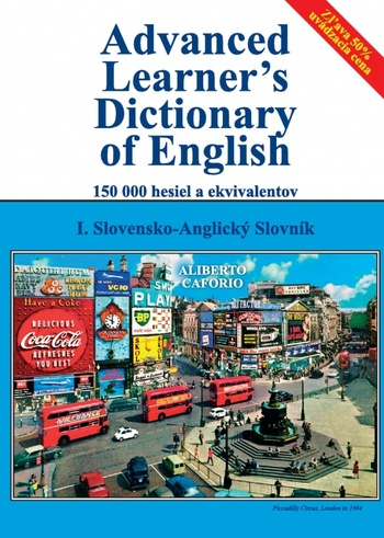 Advanced Learner's Dictionary of English