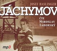 Jáchymov - CD MP3 (audiokniha)
