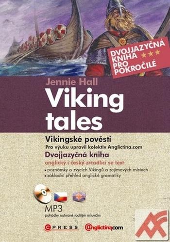 Vikingské pověsti / Viking Tales + MP3