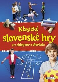 Klasické slovenské hry pre chlapcov a dievčatá