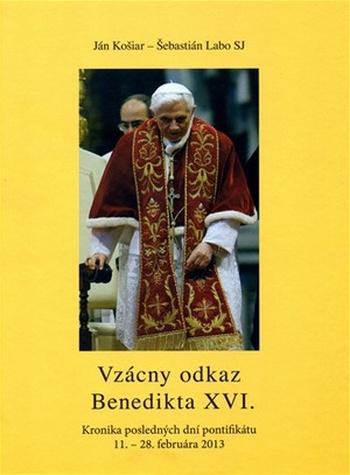 Vzácny odkaz Benedikta XVI.