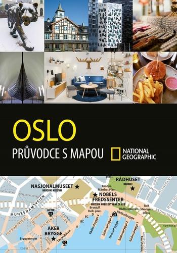 Oslo. Průvodce s mapou National Geographic