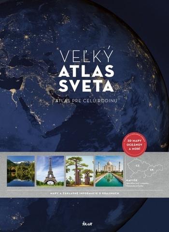 Veľký atlas sveta (nové vydanie)