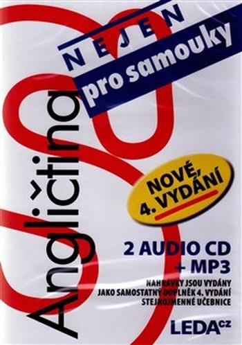 Angličtina nejen pro samouky - 2 CD MP3