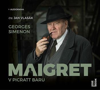 Maigret v Picratt baru - CD MP3 (audiokniha)
