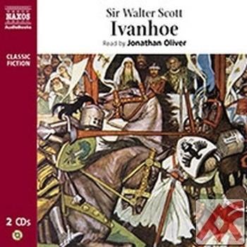 Ivanhoe -  2 CD (audiokniha)