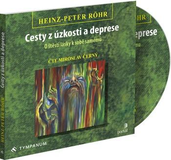 Cesty z úzkosti a deprese - CD MP (audiokniha)