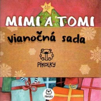 Pikolky - vianočná sada (6 kníh)