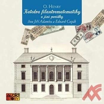 Katedra filantromatematiky a jiné povídky - MP3 (audiokniha)