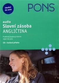 Angličtina. Slovní zásoba - CD + textová  príloha