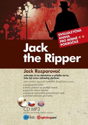 Jack Rozparovač / Jack the Ripper + MP3 CD