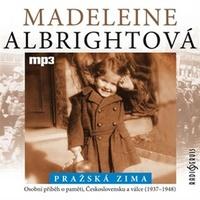 Pražská zima - CD MP3 (audiokniha)