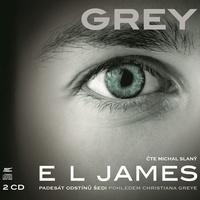 GREY (Padesát odstínů šedi pohledem Christiana Greye)
