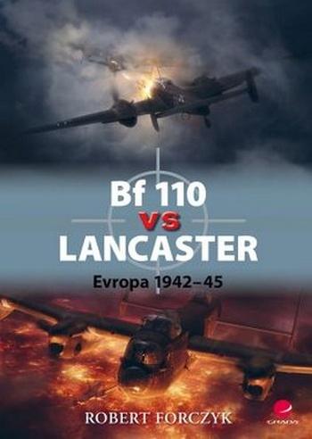 Bf 110 vs Lancaster. 1942-45