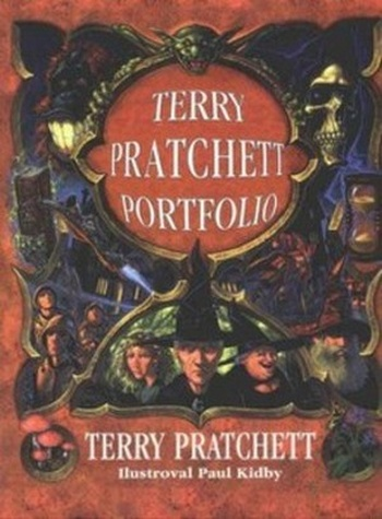 Terry Pratchett - Portfolio