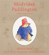 Medvídek Paddington - MP3 CD (audiokniha)