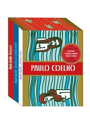 Paulo Coelho. Alchymista, Veronika se rozhodla zemřít, Alchymista - Box