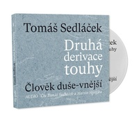 Druhá derivace touhy - CD MP3 (audiokniha)