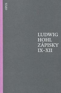 Zápisky IX-XII