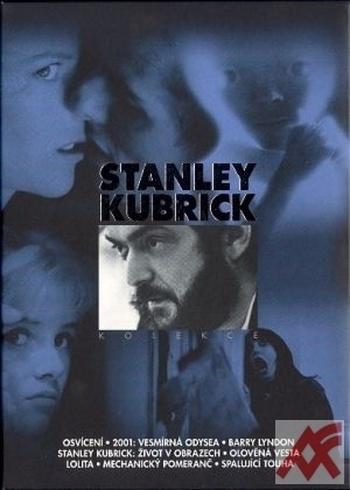 Stanley Kubrick - Kolekce 8 DVD