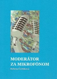 Moderátor za mikrofónom